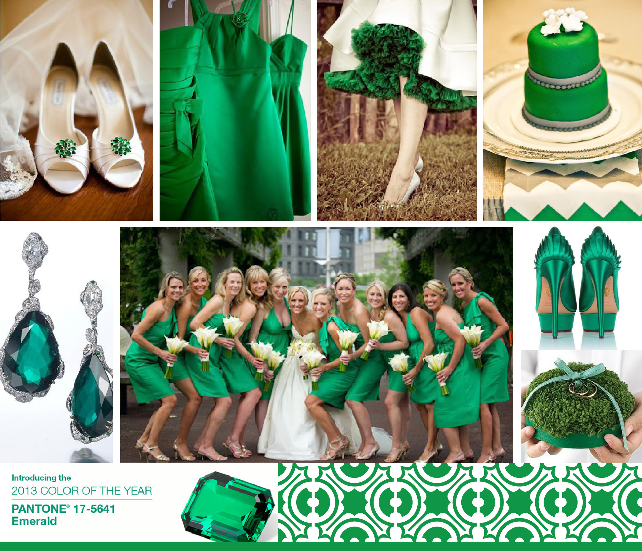 Color of The Year 2013 For Wedding Image