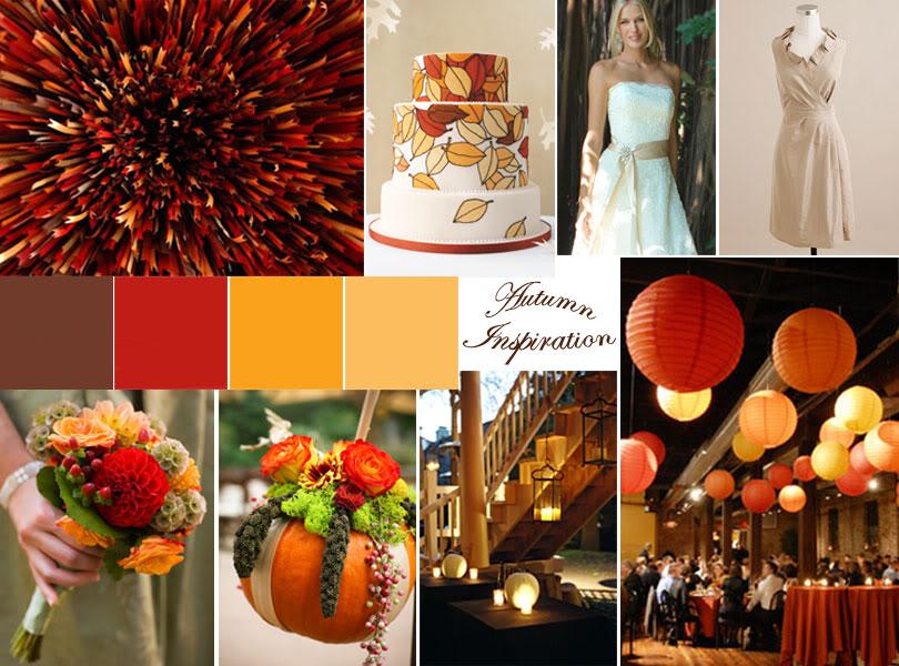 Fall Wedding Inspiration Beige: Fall Wedding Inspiration!