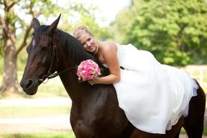 bigstock-Bride-with-horse-romantical-p-25967054