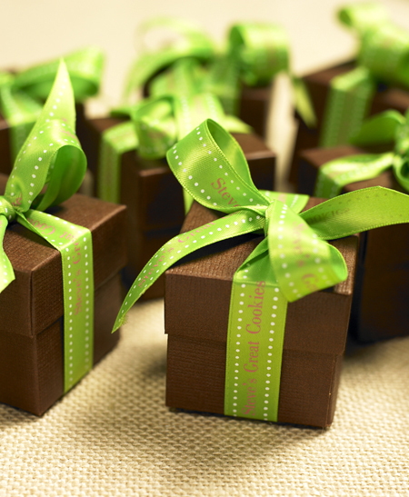 Chocolate and Green Wedding Inspiration! | Inspirations Events