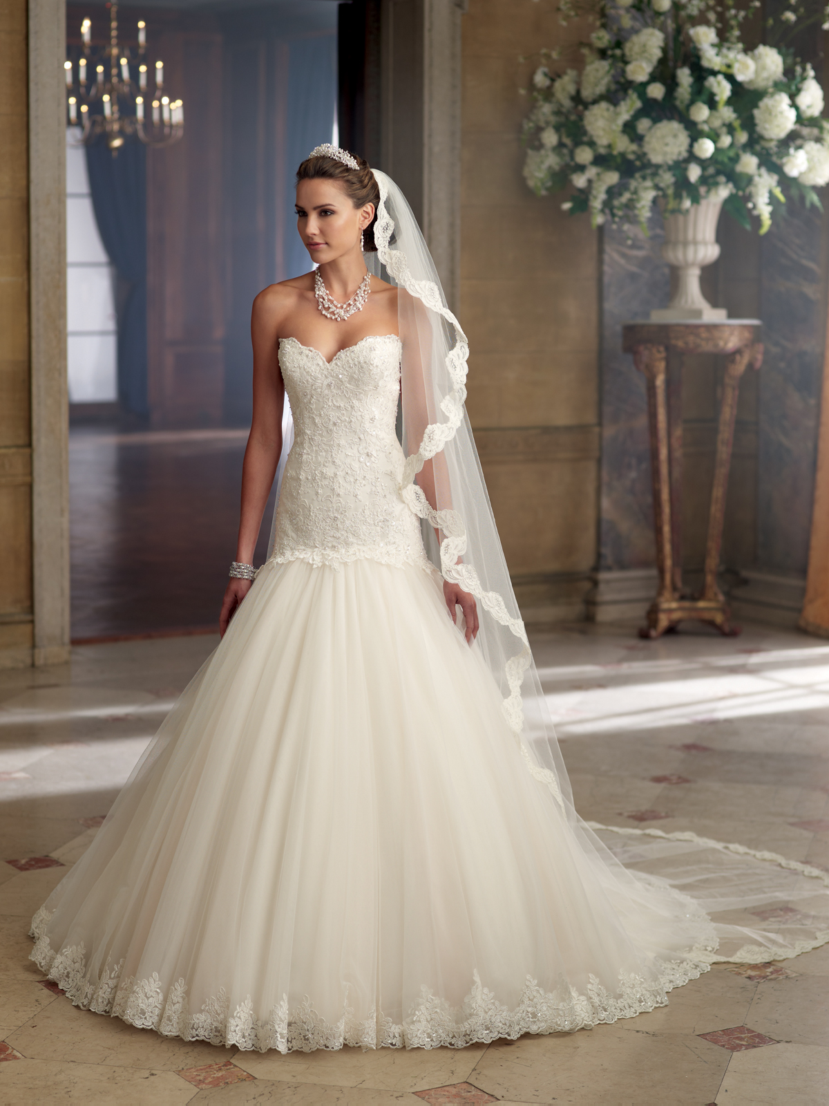 david tutera for mon cheri 2014 wedding collection inspirations