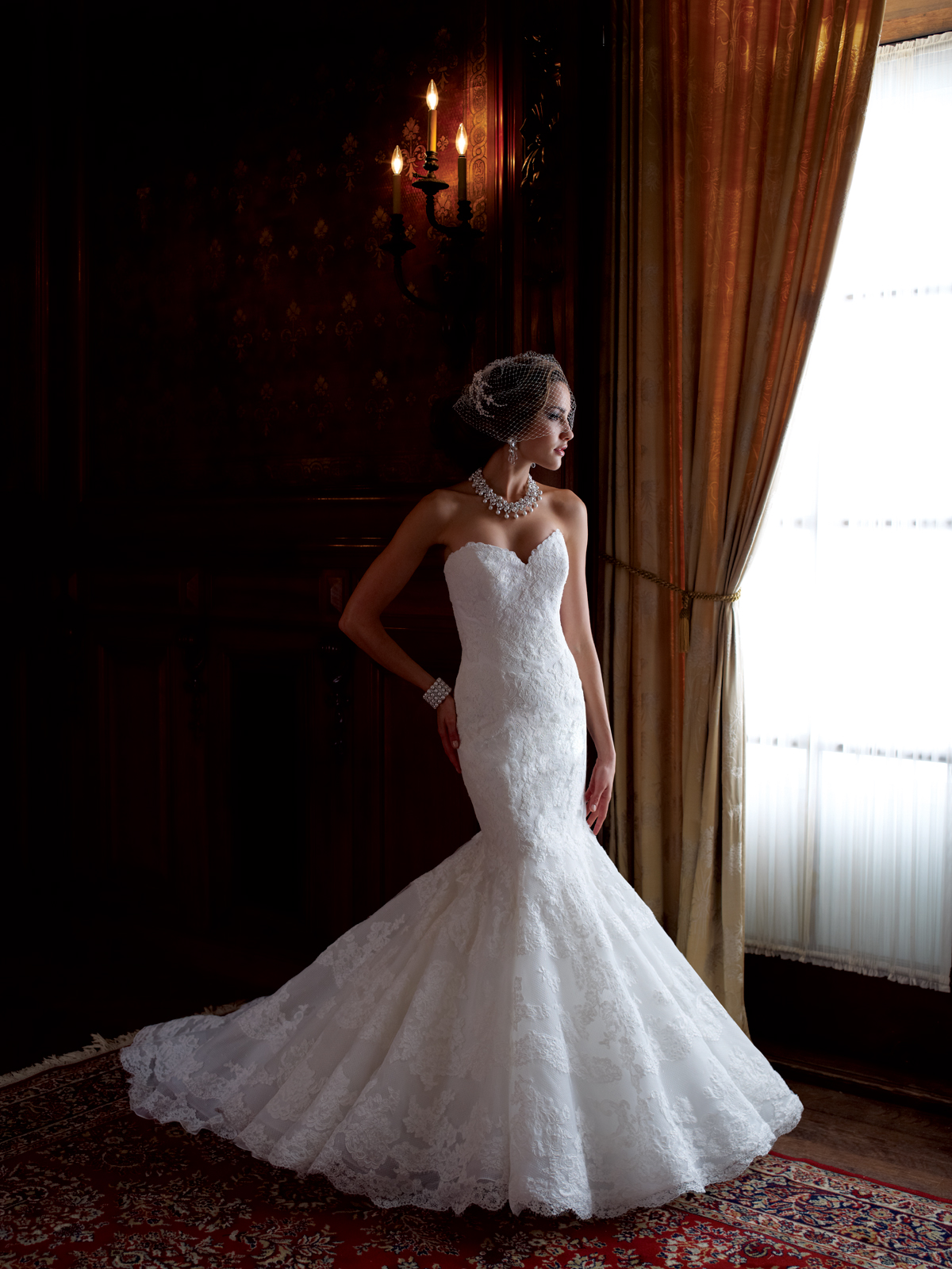 David Tutera For Mon Cheri 2014 Wedding Collection