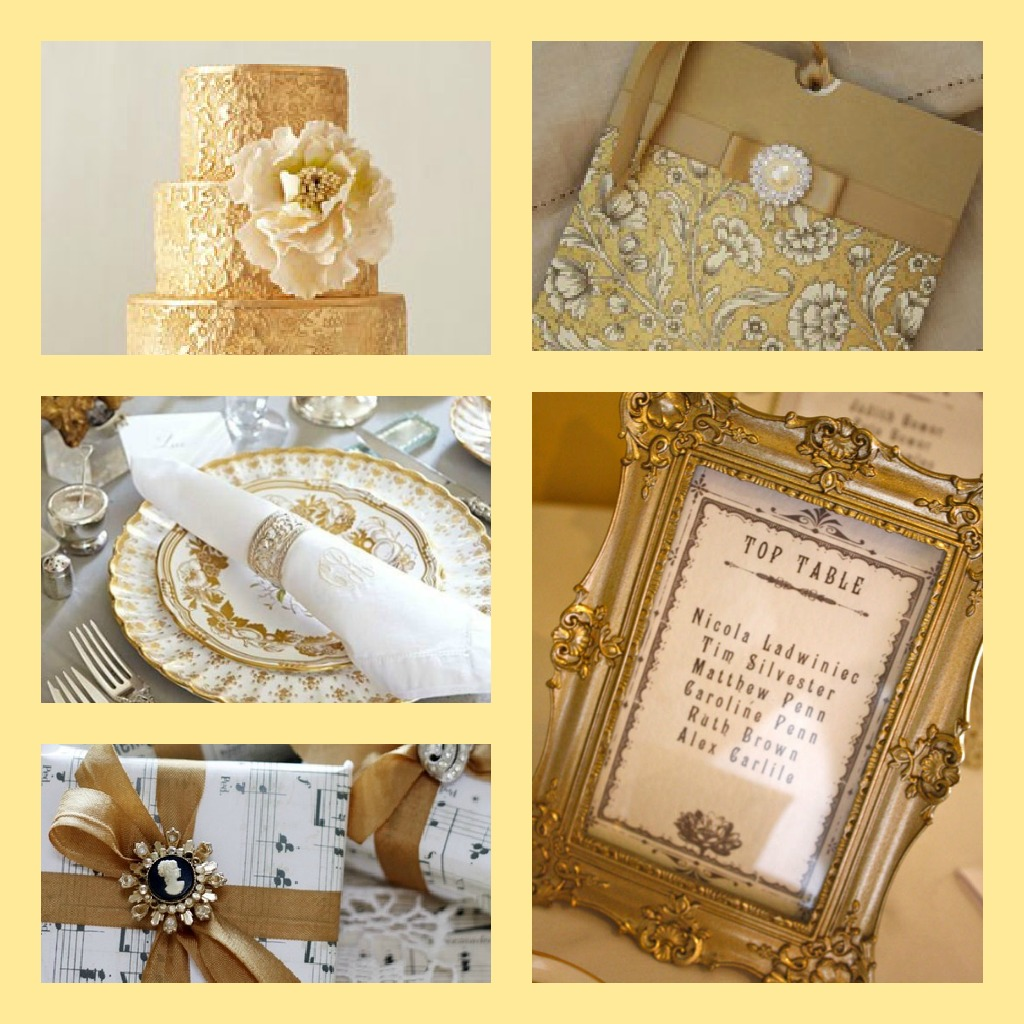 Inspirations Gold Glitz And Glam Inspirations Events