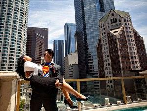 superman-engagement-photos