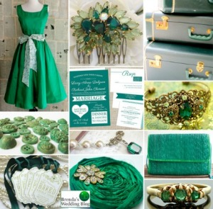 vintage-emerald-green-via-brendas-wedding-blog