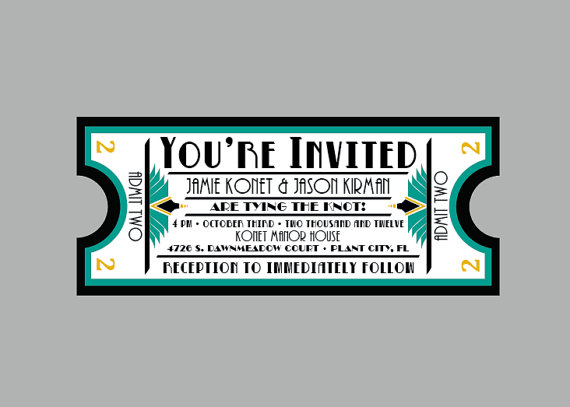 Movie Themed Wedding Inspiration | Inspirations Events