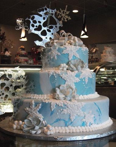 Winter Wedding Cake Flavors