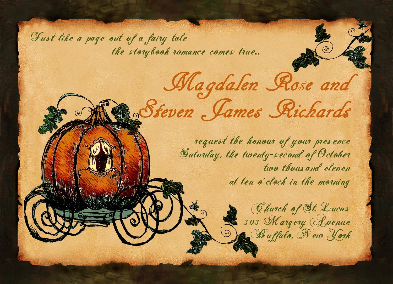 Pumpkin Inspired Fall Wedding Inspiration